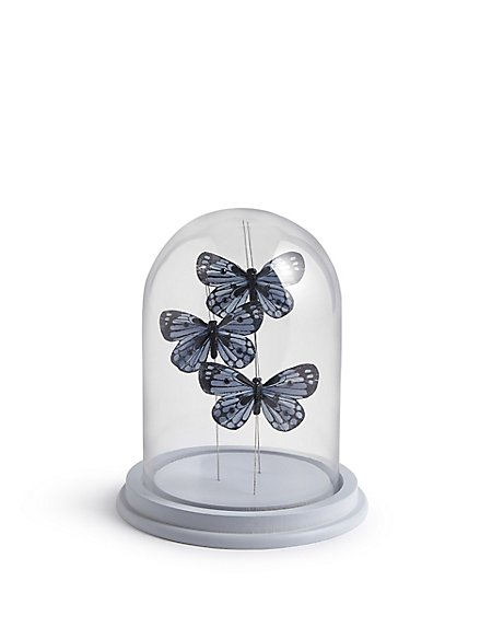 Small Butterfly Cloche