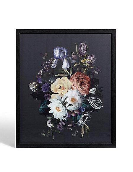 Gothic Bouquet Wall Art