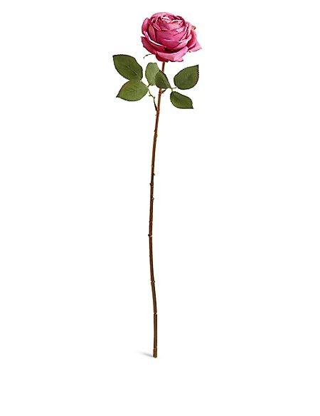 Velvet Tea Rose Spray