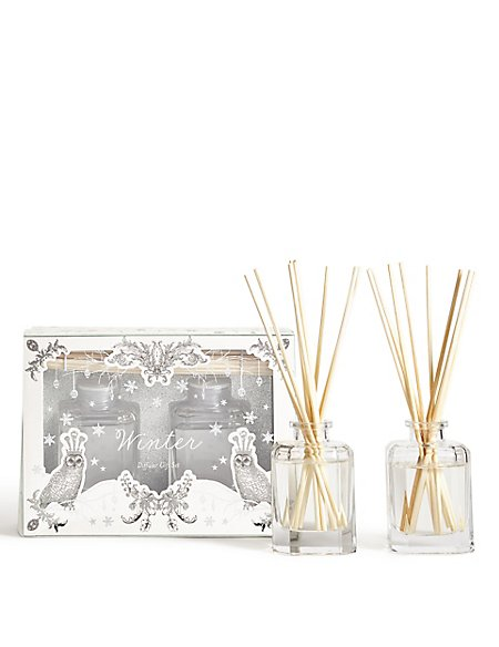 Winter Twin Reed Diffuser