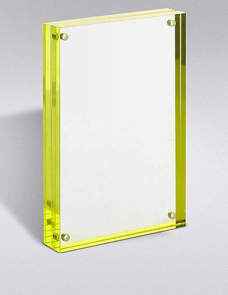 Acrylic Photo Frame 10 x 15cm (4 x 6inch)