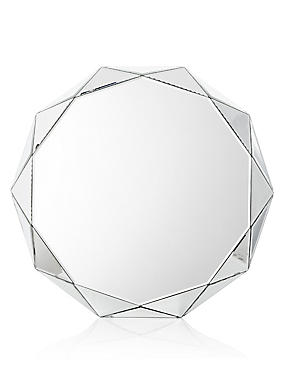 Conran Polygon Mirror