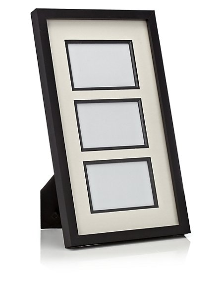 3 Aperture Photo Frame