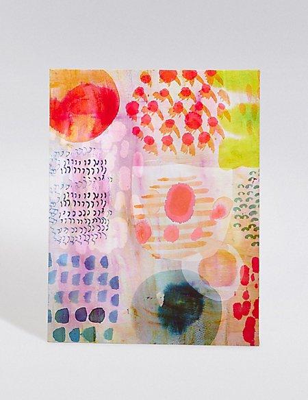 Abstract Paint Wall Art