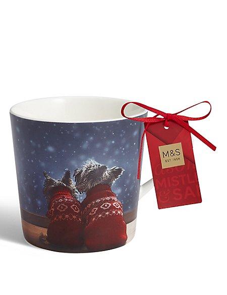 Westie & Friend Mug