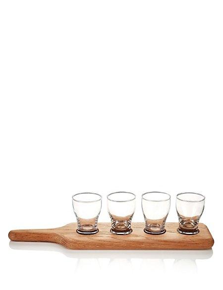 Wood & Glass Paddle Board