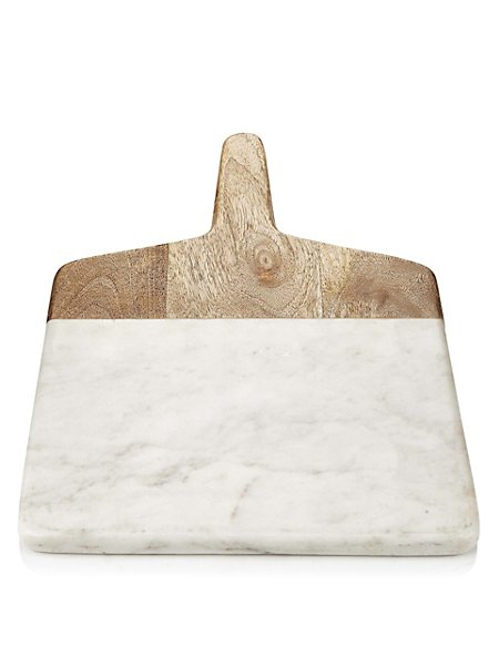 Marble & Wood Paddle Board
