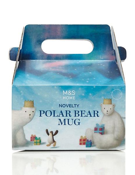 Novelty Polar Bear Mug