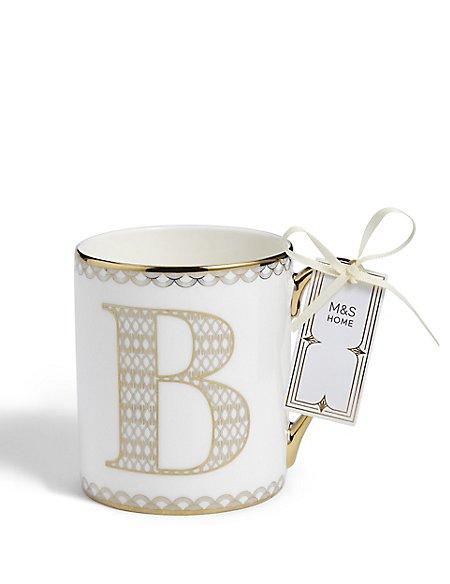 Gold Mug B