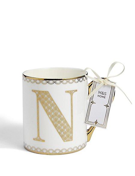 Gold Mug N