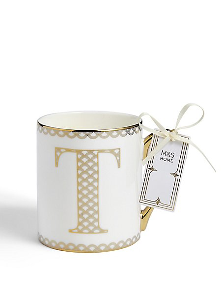 Gold Mug T