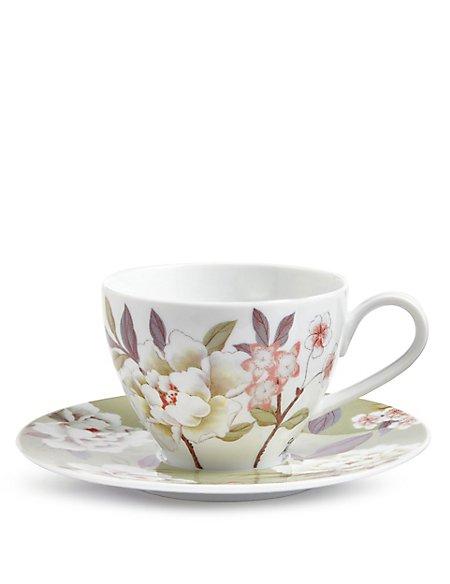 Ophelia Cup & Saucer