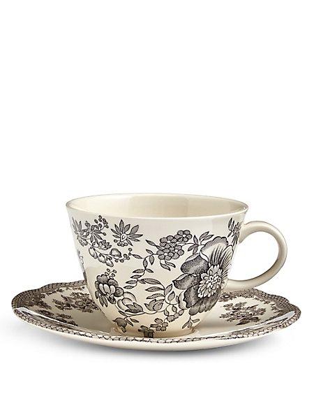 Rosalie Cup & Saucer
