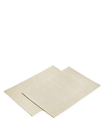 Lurex Placemats Set of 2
