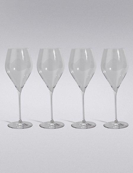4 Grace Red Wine Glasses