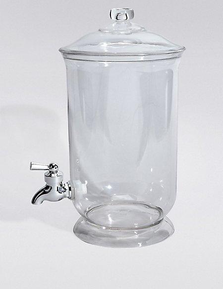 Plastic Clear Picnic Drinks Dispenser