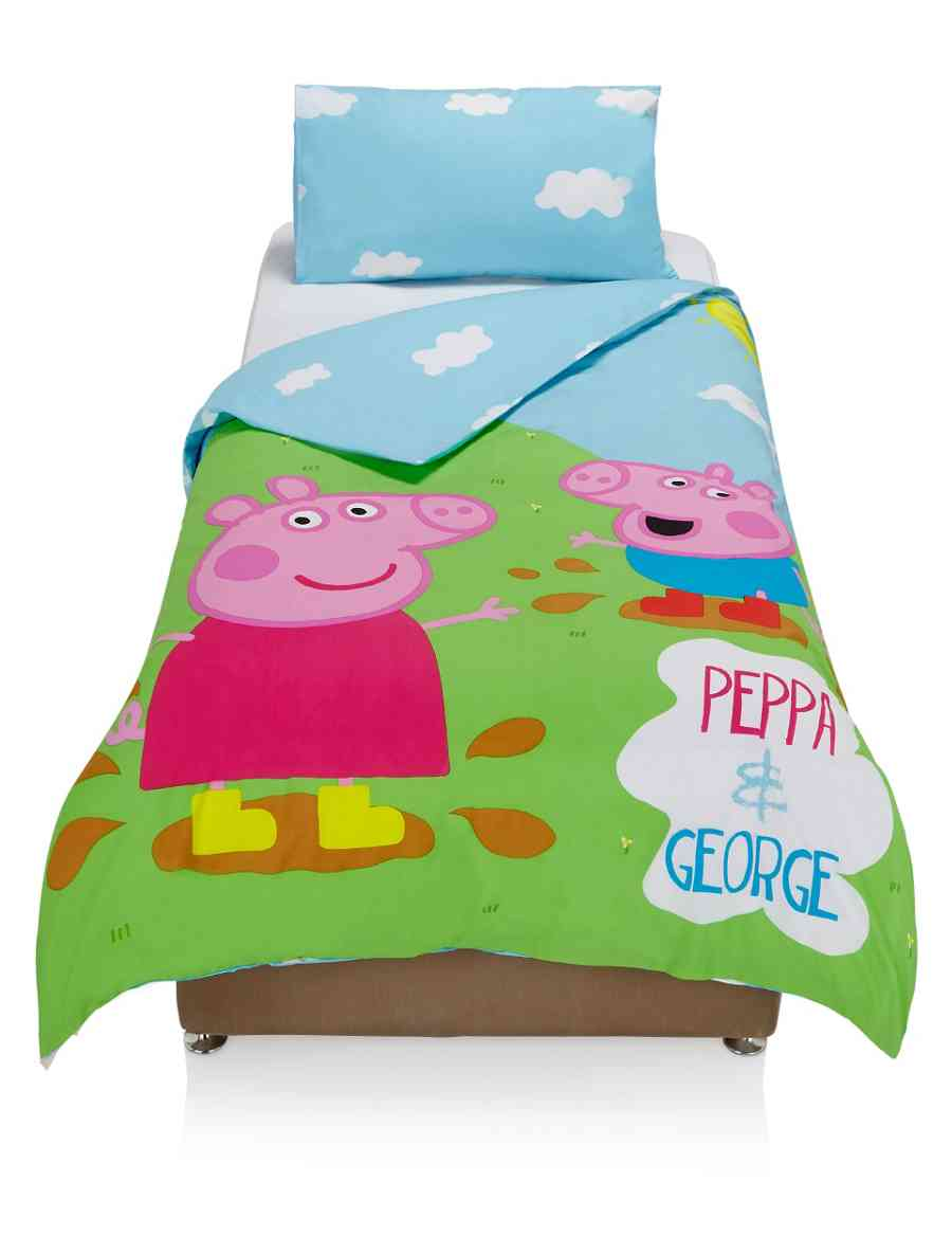 Peppa Pig Trade Bedding Set