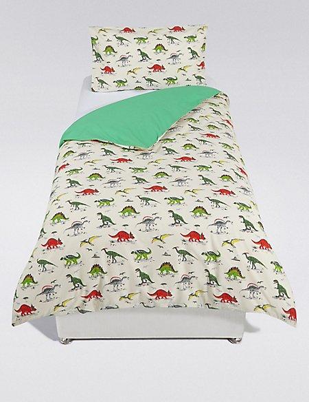 Prehistoric Dinosaur Bedding Set