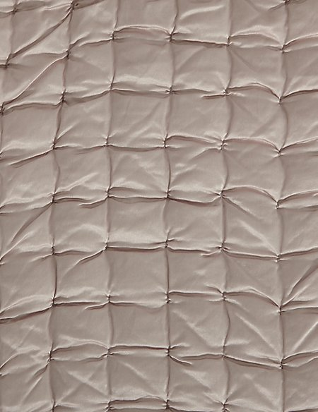 Autograph Cotton & Silk Blend Small Bedspread