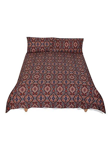 Paisley Print Bedding Set