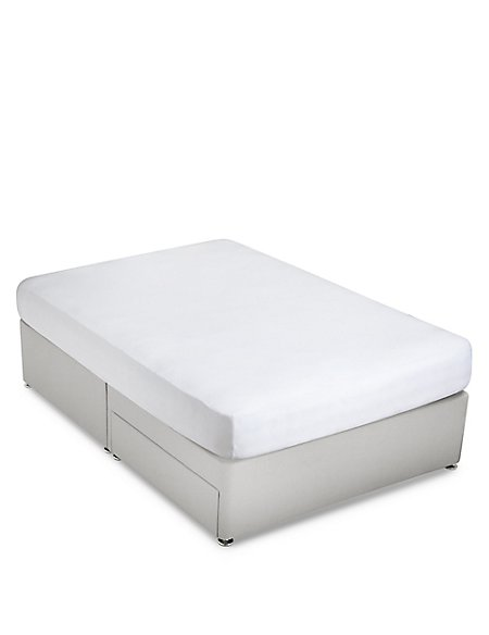 Pure Cotton Jersey Fitted Sheet