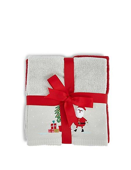 Santa Christmas Gift Pack