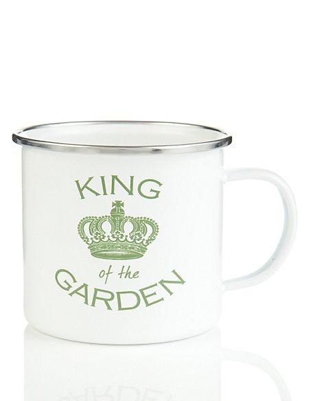 King of the Garden Mug