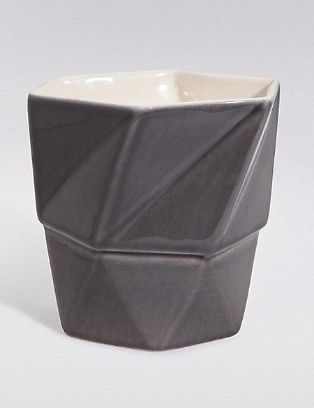 Hexagon Plant Pot