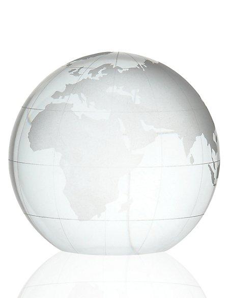 Heritage Globe Paperweight