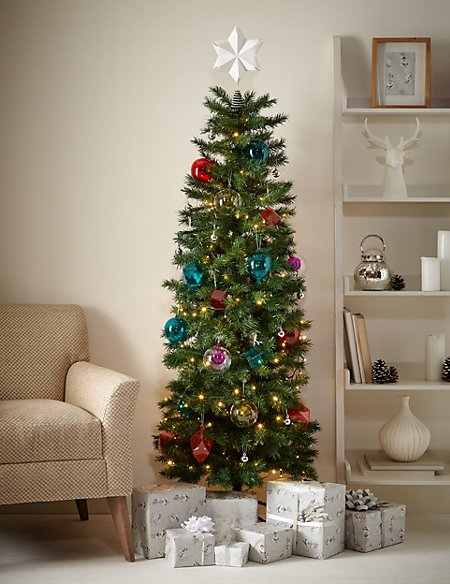 6Ft Slim Christmas Tree