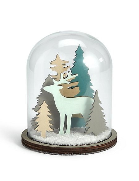 Deer Tree Bell Jar