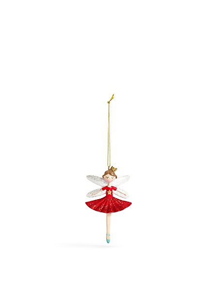 Resin Fun Fairy Bauble