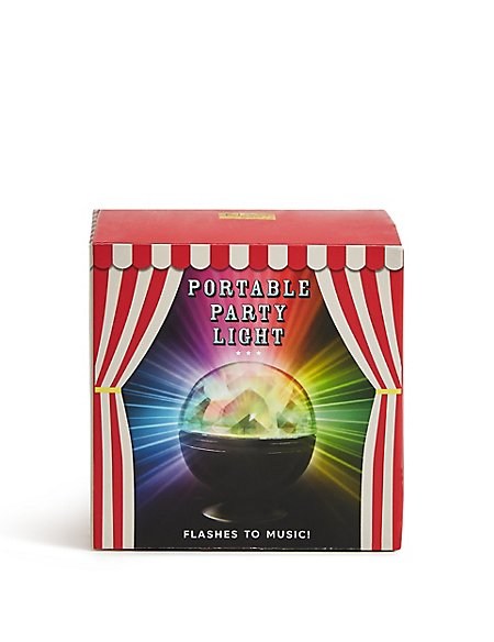 Portable Party Light
