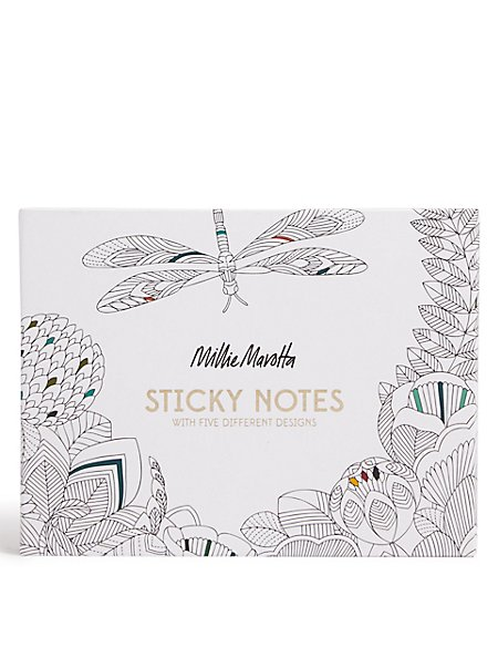 Millie Marotta Sticky Notes