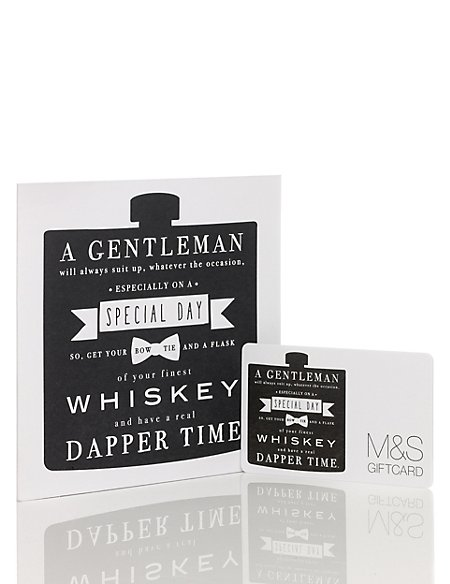 Hip Flask Gift Card