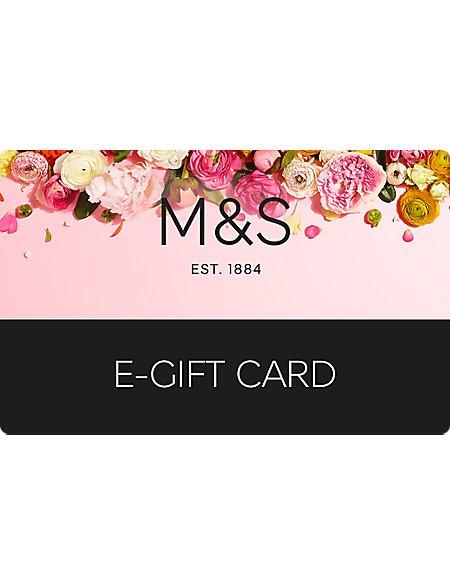 Floral Border E-Gift Card