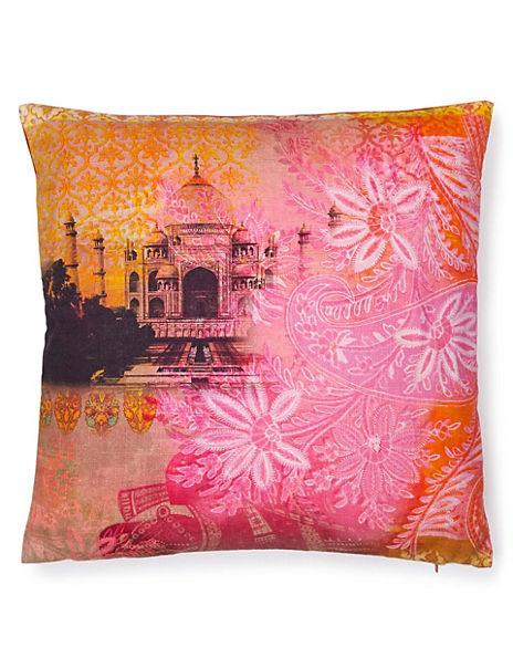 Taj Print Cushion