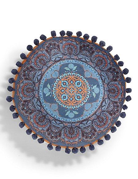Suki Round Cushion