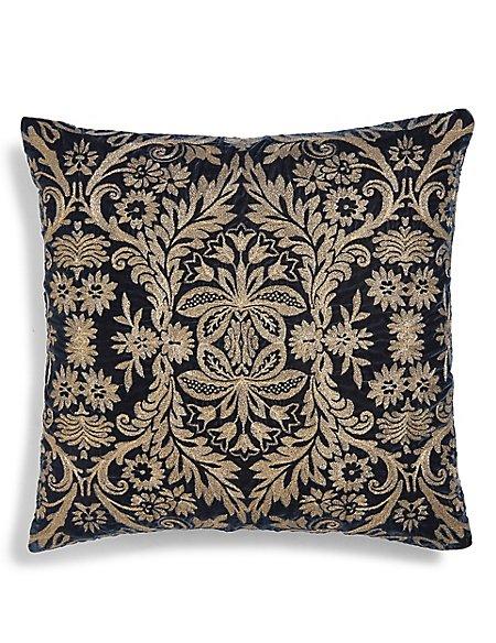 Maria Embroidered Cushion