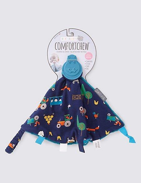 Joules Reynards Farm Comfortchew® Comforter