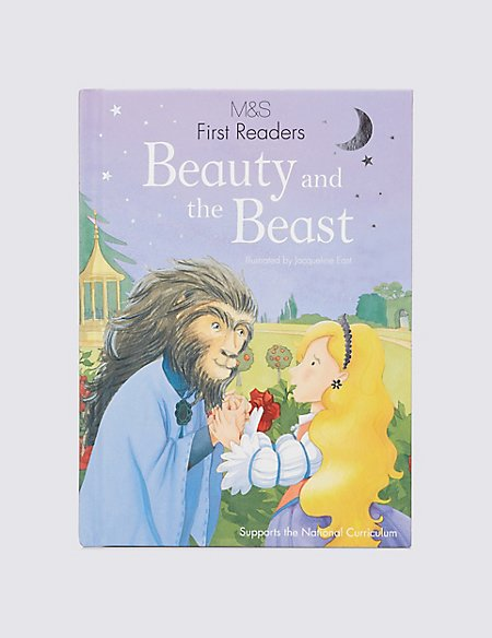 First Readers Beauty & The Beast Book