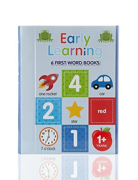 Early Learning Board Books