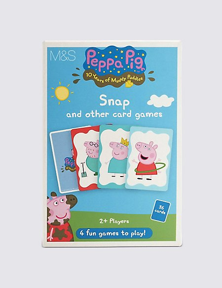 Peppa Pig™ Snap & Other Card Games