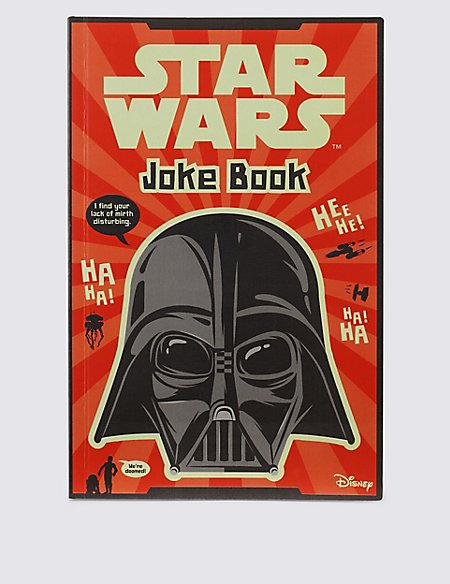 Star Wars™ Joke Book
