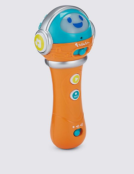 Microphone Toy