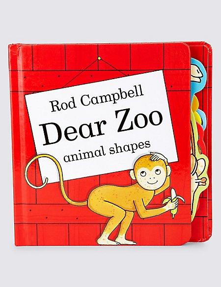 Dear Zoo Shapes Book