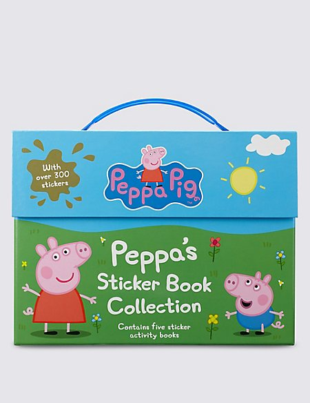Peppa Pig™ Sticker Collection Book