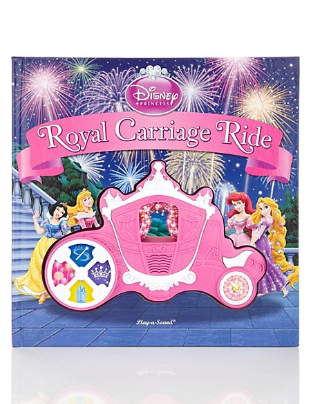 Disney Princess Royal Carriage Ride Sound Book