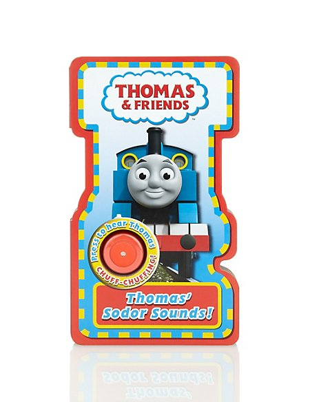 Thomas & Friends™ Sound Book