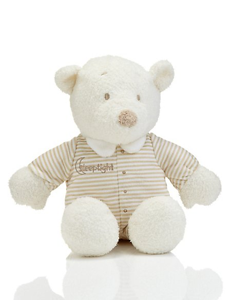 Sleeptime Bear Soft Toy